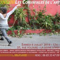 Artmacadam-Les conviviales de l'art 2019