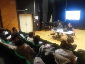 conference au CNRR 2