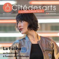 Cité des Arts-NuméroAvril