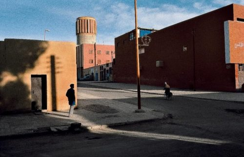 MOROCCO. Ouarzazate. 1986 ©Harry Gruyaert/Magnum Photos